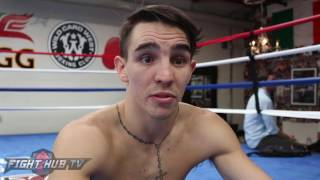 Michael Conlan feels Conor Mcgregor's self belief gives him possibility to beat Floyd Mayweather