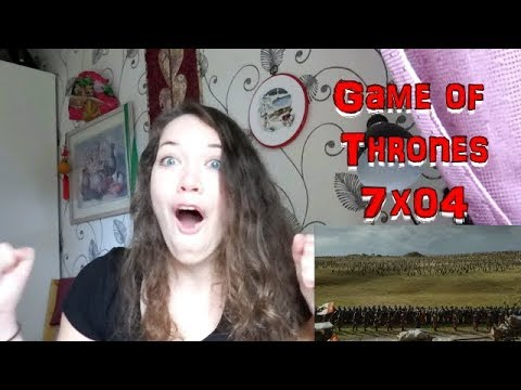 """Game of Thrones Reaction 7x04 """"The Spoils of War"""""""