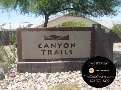 Sell My Home In Canyon Trails Goodyear AZ