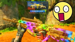 the SWORDFISH is GODLY!! Road to Dark Matter - Diamond Tactical Rifles (Black Ops 4)