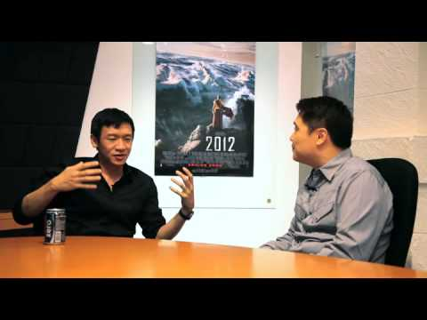 See What : mrbrown at 2012, a chat with Chin Han
