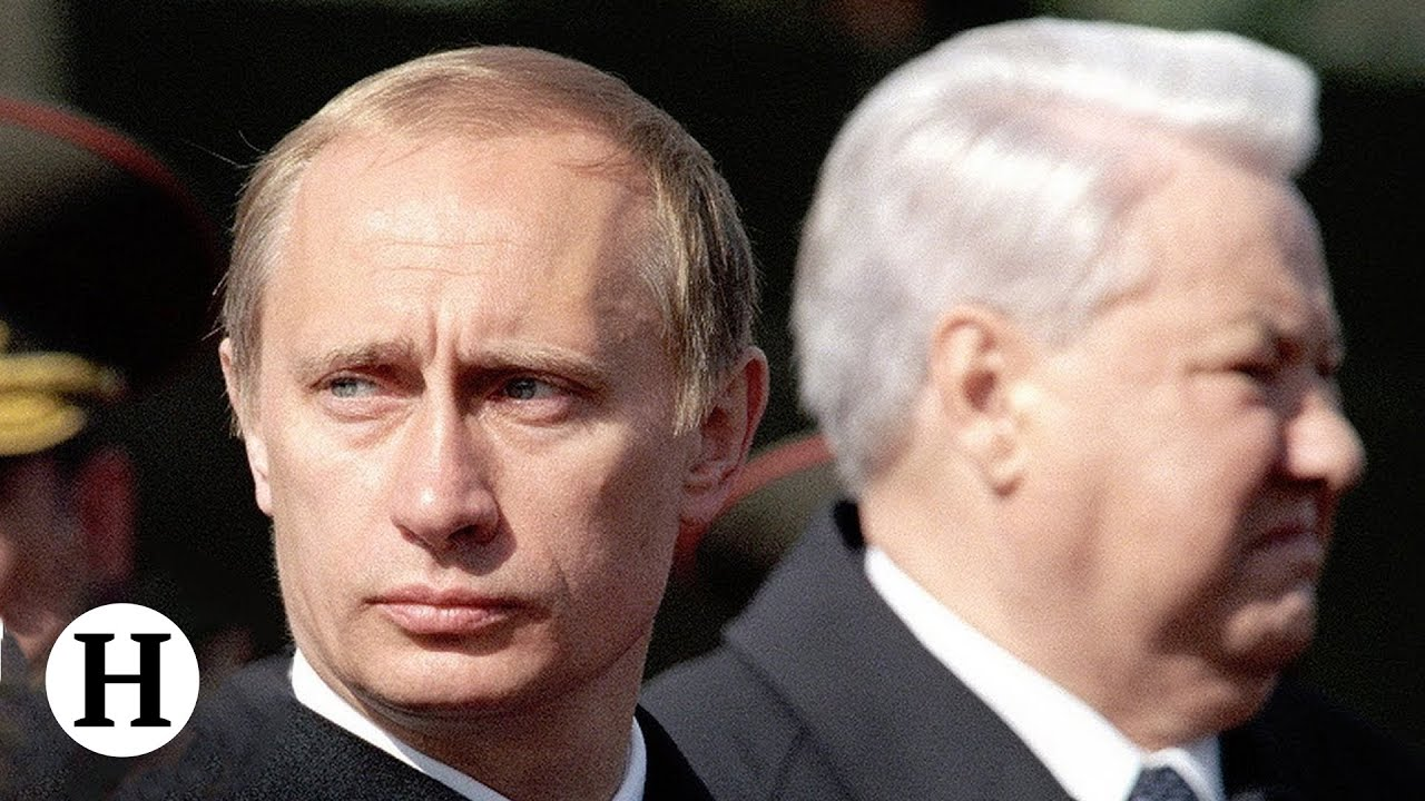 Putin cz 1/3 Jak pokonał oligarchów Jelcyna