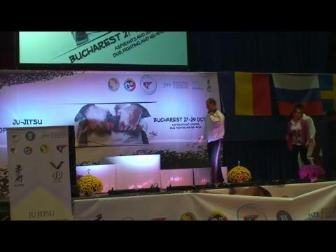 Ju Jitsu European Championship Bucharest 1