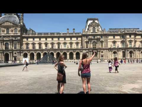 Dancing Through Europe