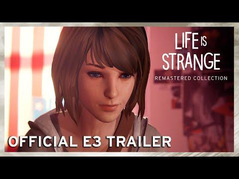 Сборник Life is Strange Remastered Collection выходит на Xbox и уже доступен для предзаказа