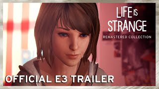 Life is Strange Remastered Collection – Official Trailer – E3 2021 [ESRB]