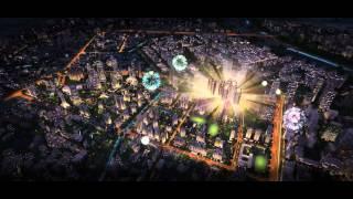 建築3D   遠雄新莊【巴黎公園】聖工坊2012