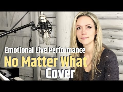 NO MATTER WHAT Cover Calum Scott   The Mom's Perspective   Live Emotional Performance By Lynsay Ryan