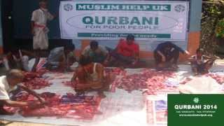 Qurbani Appeal 2014 with MHUK