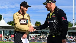 FULL LIVE MATCH BLACKCAPS v Australia | 4th Match KFC T20 Series | Sky Stadium