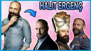 Cosas que no sabias de Halit Ergenç -  ¡Onur, Suleiman y Cevdet!