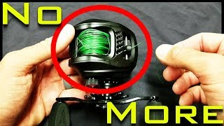 How Does a Backlash on a Baitcast Reel Happen? Backlash Explanation - KastKing