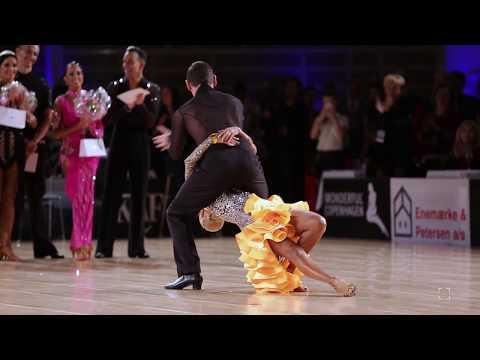 Armen Tsaturyan - Svetlana Gudyno, RUS | Copenhagen Open 2018 - WO LAT - Honor Dance J