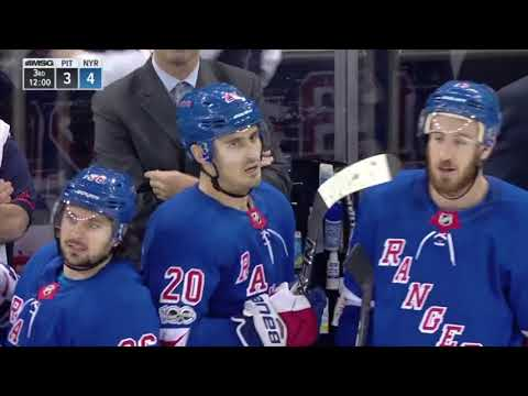 Every NYR Goal '17-18: OCTOBER