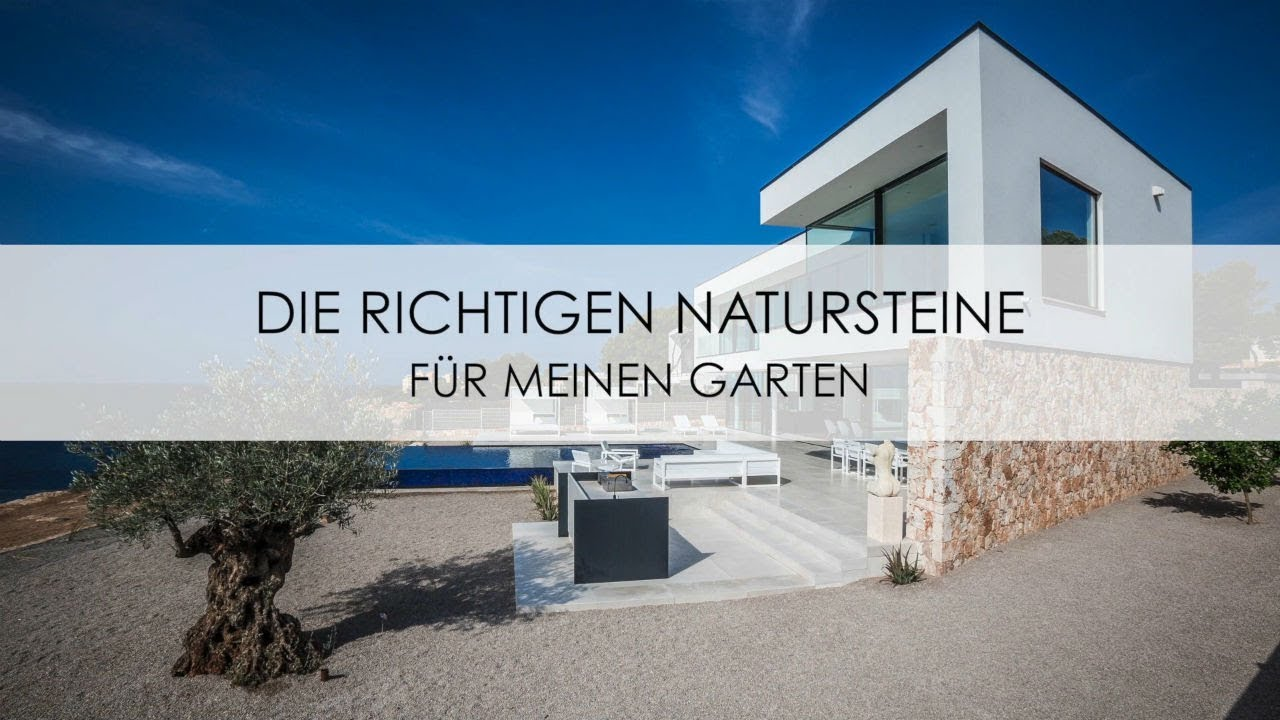 die richtigen natursteine f r meinen garten atlas natursteine ag youtube. Black Bedroom Furniture Sets. Home Design Ideas