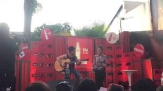 Camila Gallardo - Más de la mitad (Casa Coca-Cola FM)