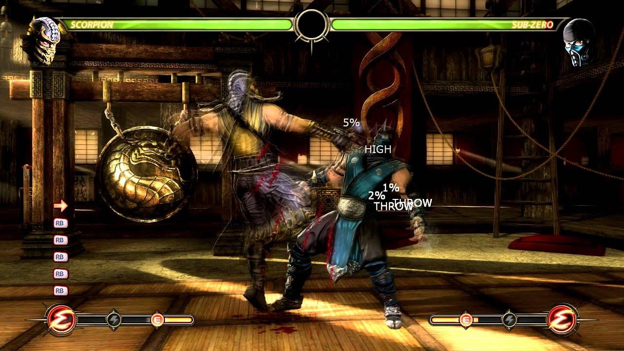 Pc Gamer Mortal Kombat 9 Kratos Fatalities - Year of Clean Water