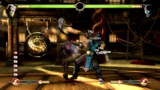 Mortal Kombat: Komplete Edition - Gameplay (PC / HD / maxed out)