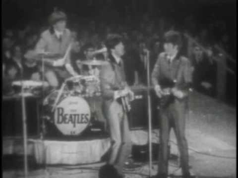 I Saw Her Standing There, The Beatles (Live In Washington, D.C. 1964)