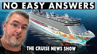 HARD CRUISE QUESTIONS - When will cruises restart and 10 cruise questions with no answers