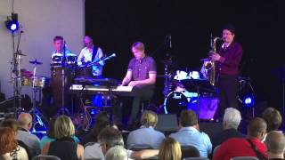 Four 80 East 5 Mallorca Smooth Jazz Festival 2015