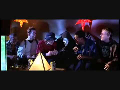Scary Movie 1 Scream's Rap