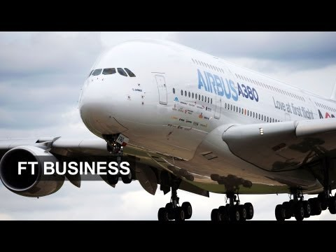 Innovation makes Airbus wings fly