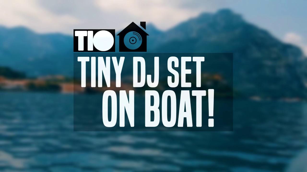 TIO - BOAT DJ SET [Link In Desc.]