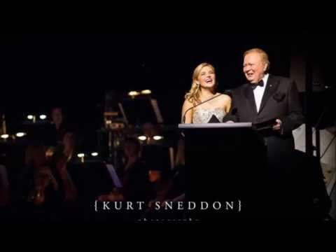 Bert Newton & Lucy Durack host the 2014 Rob Guest Endowment