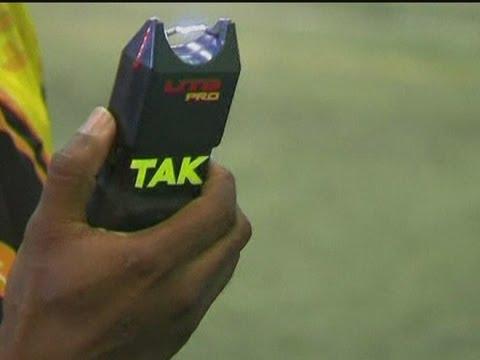 Football Using Stun Guns: Tak Ball Tournament In Thailand