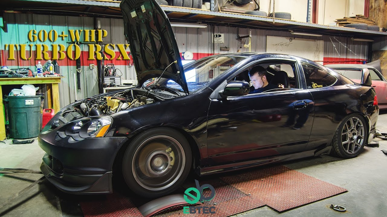 Kyles Whp Turbo RSX Type S YouTube - Acura rsx type s turbo for sale