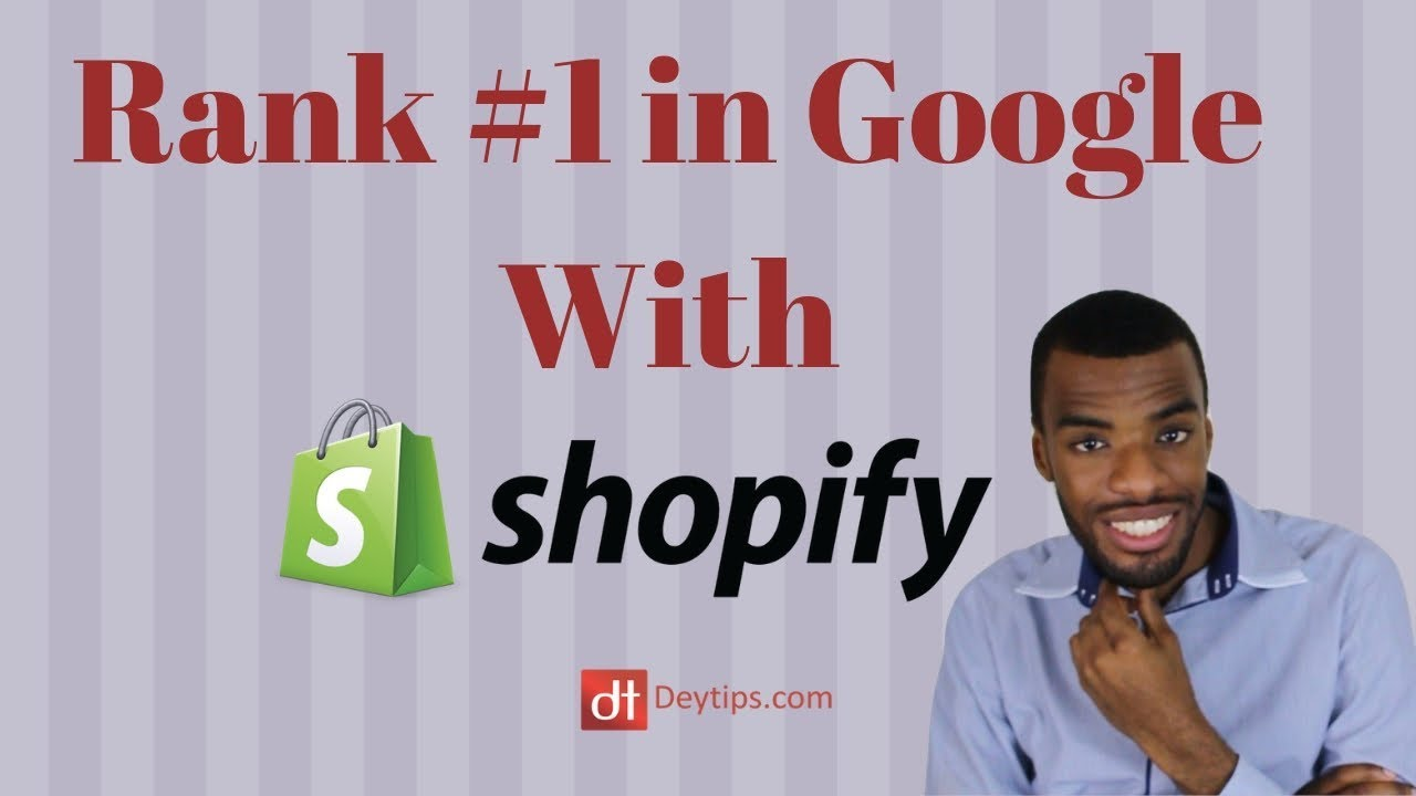 Shopify SEO | Shopify eCommerce SEO | How To Rank On Google With These Shopify SEO Tips
