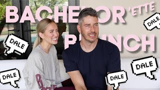 BACHELORETTE BRUNCH EP. 3 | SHE CLARE-LY HAS A DALE-EMMA