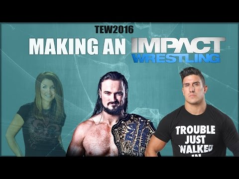 TEW2016: TNA Making an Impact Episode 42 - The Contract Signing