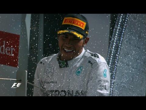2014 Formula 1 Santander British Grand Prix