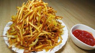 ✅Картофель ПАЙ/ Хрустящий жареный картофель