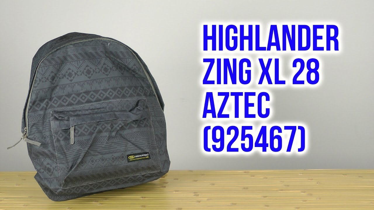 ae35cf36ba08 Рюкзак Highlander Zing XL 28 Aztec (925467)