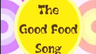 Fruits & Vegetables   The Good Food Song   Kids Animation Learn Series