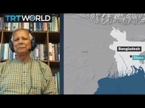 Rohingya Crisis: Interview with Nobel Laureate Professor Muhammad Yunus - Part 1