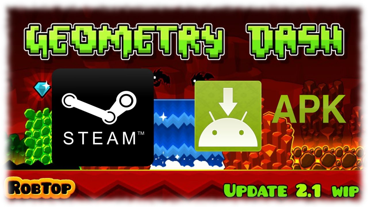 download geometry dash gratis (android)