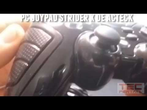 PC joypad Stride X de Acteck