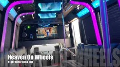 Rent a party bus in Dallas (Party Bus Rental DFW)