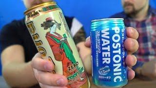 Вода в банке! Разные вкусы со всего мира