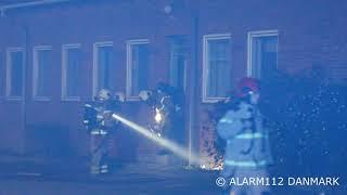 Ild i bygning, Brøndby