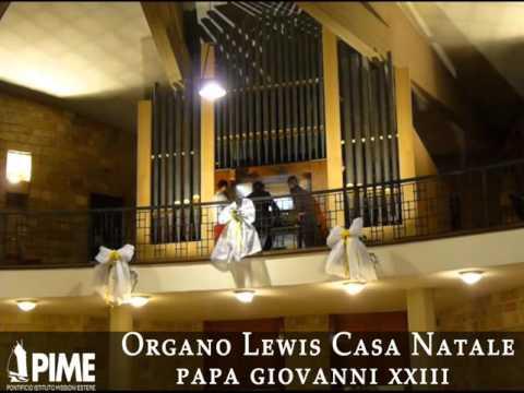 Concerto alla chiesa della Casa Natale di Papa Giovanni XXIII