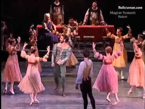 Bence Apáti dancing Tybalt (Romeo and Juliet)
