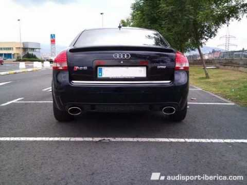 restyling audi a6 4b a rs6 tuning youtube. Black Bedroom Furniture Sets. Home Design Ideas