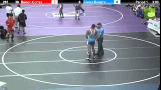 285 Ramon Correa vs. James Romero