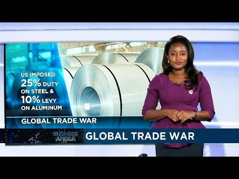 African countries pay the price for the current global trade war.