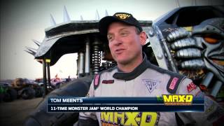 Monster Jam World Finals Racing on FOX Sports 1 - April 26, 2015